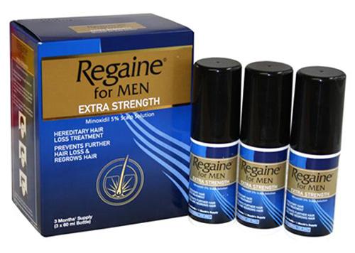 درمان ریزش موی صورت در مردان